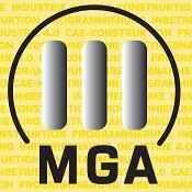 Firmenlogo MGA