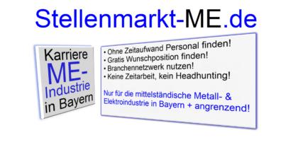 Infotafel4 Stellenmarkt-ME.de