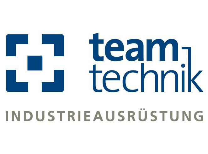 Firmenlogo teamtechnik Industrieausrüstung