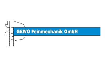Firmenlogo GEWO Feinmechanik GmbH