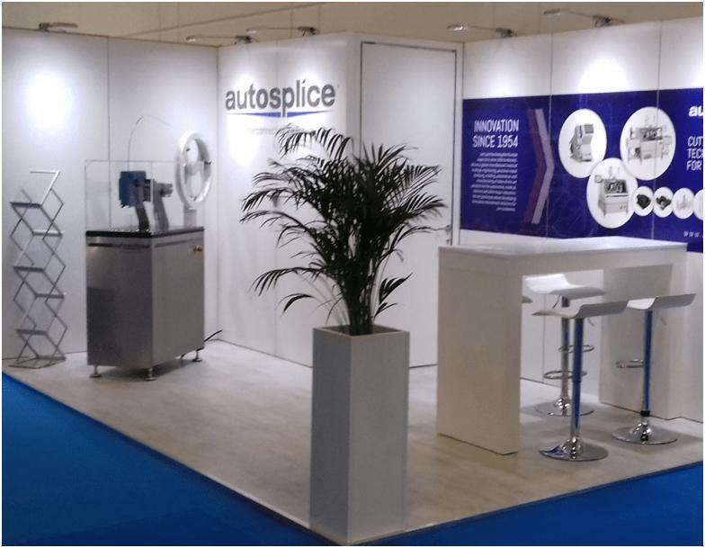 Messestand Autosplice Europe GmbH